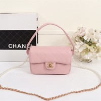 CHANE SIZE 19*12*6 CM Double C silver and gold on Chain cross body bag Chane vintage Chanl jumbo Crossbody Satchel Shoulder Bag Monogram Tote Handbag Bags Best Quality