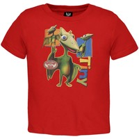 Dinosaur Train - Tiny Toddler T-Shirt
