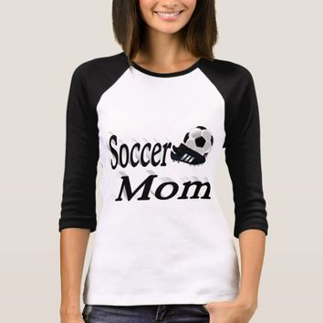 Soccer Mom 3D Shirt