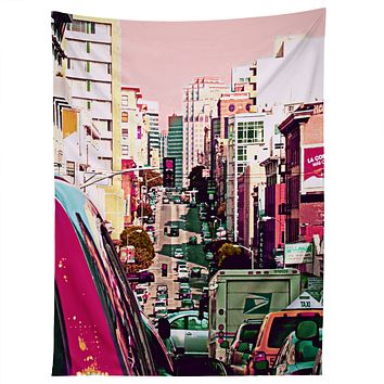 Shannon Clark Hustle And Bustle Tapestry