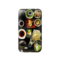 P0627 Japanese Food Case For Samsung Galaxy Note 2