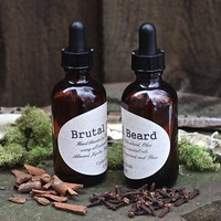 Brutal Beard Duo Pack 4oz. - Cedar Canyon and Clover Roads
