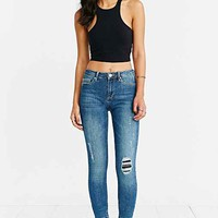 Zoe Karssen Ankle Skinny-Fit Jean – The End- Vintage Denim Medium