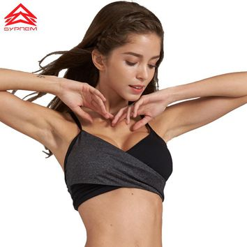 086df702e6b9a SYPREM New Yoga Sports Bras Women Running Fitness sportswear Sho