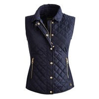 Joules Braemar Quilted Vest | Dover Saddlery