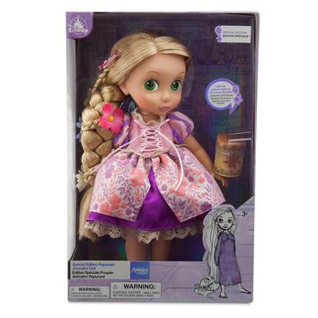Disney Disney Animators' Collection Rapunzel Doll Special Edition New with Box