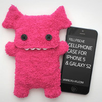Cellphone Case for iPhone 5 & Galaxy S2 - Size M