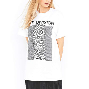 Joy Division Waves T-shirt - Urban Outfitters