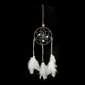 Car Ornaments Pendant Dreamcatcher Feather Car-styling Home Decoration Handwork Creative Gifts Automobiles Interior Accessories