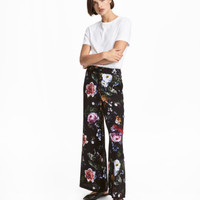 H&M Wide-leg Pants $29.99