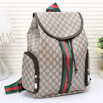 GUCCI classic travel bag backpack F
