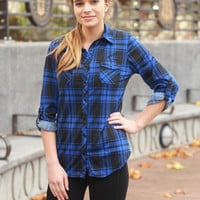 Plaid Flannel Shirts