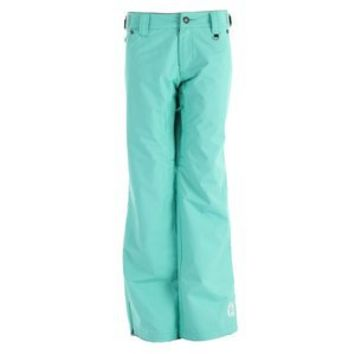 Sessions Zero Ski Snowboard Pants Mint Green Womens