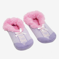 Disney Tangled Rapunzel Cozy Slippers