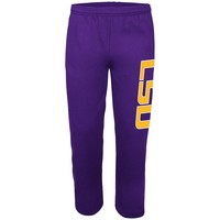 LSU Tigers Collecting Wins Fleece Pants