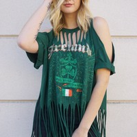 Ireland Reworked Vintage Tee