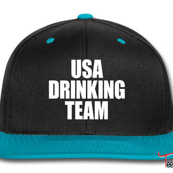 USA Drinking Team Snapback