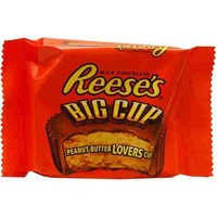 Reeses Big Cup 16 - 1.4 Oz PKGS