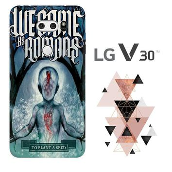 We Came As Romans cover Z1387 LG V30 Case