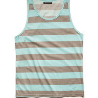 Rugby Striped Tank Top