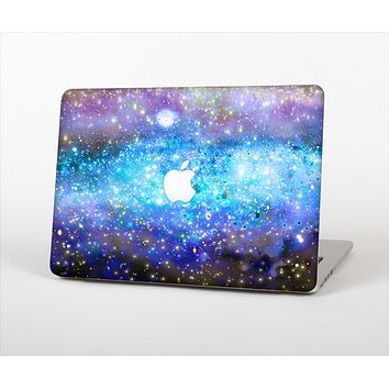 "The Glowing Space Texture Skin Set for the Apple MacBook Pro 15"" with Retina Display"