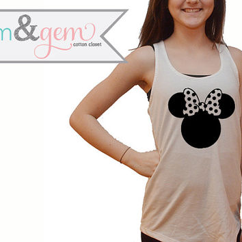 Disney Minnie Mouse Shirt // Mickey and Minnie Ears Shirt // Mickey Ears // Disney Adult Shirts // Minnie Mouse Shirts // Mickey Mouse Shirt