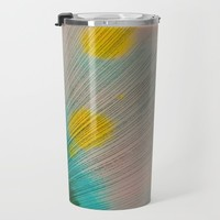 The Burst Travel Mug by duckyb