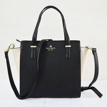 DCCK6HW Kate Spade' Simple Fashion Multicolor Single Shoulder Messenger Bag Women Casual Handbag Wing Bag