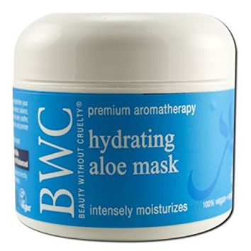 Beauty without Cruelty Facial Mask, Hydrating, 2-Ounce