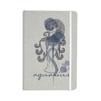 "Belinda Gillies ""Aquarius"" Everything Notebook"