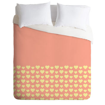 Allyson Johnson Summer Love Duvet Cover