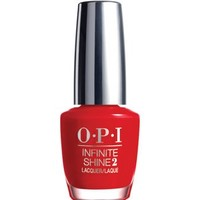 OPI Infinite Shine Gel Effects Lacquer Unequivocally Crimson