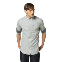 END-ON-END SHIRT | Tommy Hilfiger