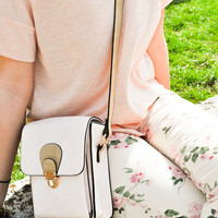 Pale Pink Camera Bag - JONDIE