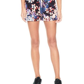 Quilted Solar Floral Short by Juicy Couture