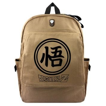 Cool Attack on Titan Dragon Ball Z Backpack Sun Goku Schoolbag Anime Naruto and  Cosplay Backpack Teenagers Student Canvas Travel Bags AT_90_11