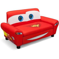 Disney Cars Sofa with Storage