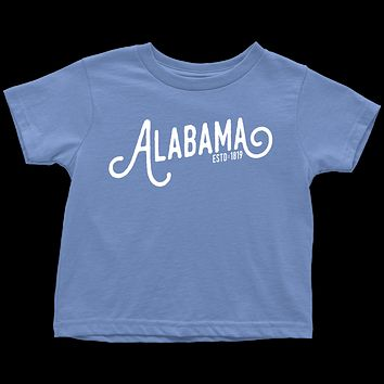 Alabama Toddler T-Shirt