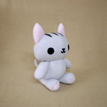 Kitty Cat Stuffed Plush Toy Animal