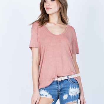 Everyday Soft Tee