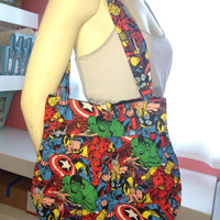Marvel Superhero Purse, also in other design choices