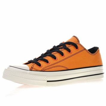 "Vince Staples x Converse Chuck 1970s OX ""Sun Orange"" Sneaker 161254C"