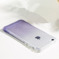 Gradual Change Color Super Thin Anti-Shatter TPU Phone Case Cover for iPhone 6S & iPhone 6S Plus