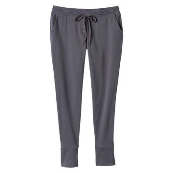Gilligan & O'Malley® Women's French Terry Sleep Pant - Assorted Colors