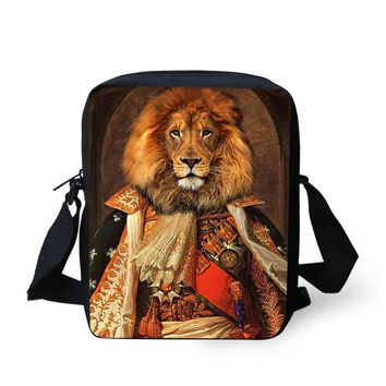 "The Lion "" General  Girls or Womens Messanger Bag / Purse"
