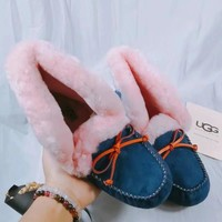 UGG Women Fashion Casual Flats Shoes Boots Shoes