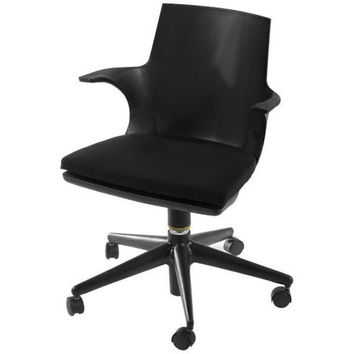 Jaden  office desk Chair | Black