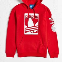 adidas Originals Box Trefoil Hooded Sweatshirt