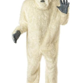 California Costumes Male Abominable Snowman Costume CC01082