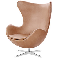 Egg Chair In Elegance Leather - Lounge & Armchairs - Living Room - Shop by Room - The Conran Shop UK